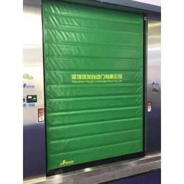 Freezer Room Self Reparing Door High Speed ​​Door