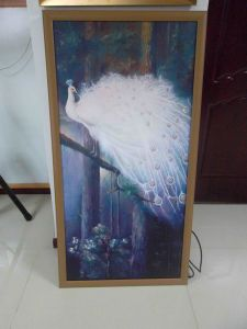 Electric Heater with Personal Designed Picture