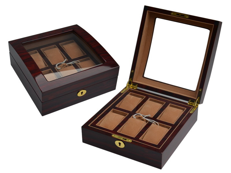 Watches Wooden Display Box