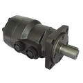 excavator attachment hydraulic orbital motor