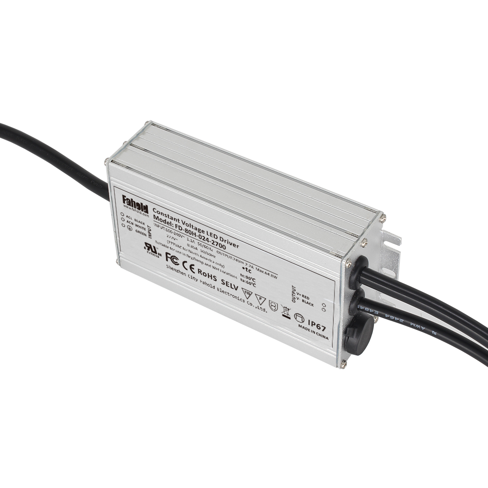 24 Volt Constant Voltage 2.7Amp