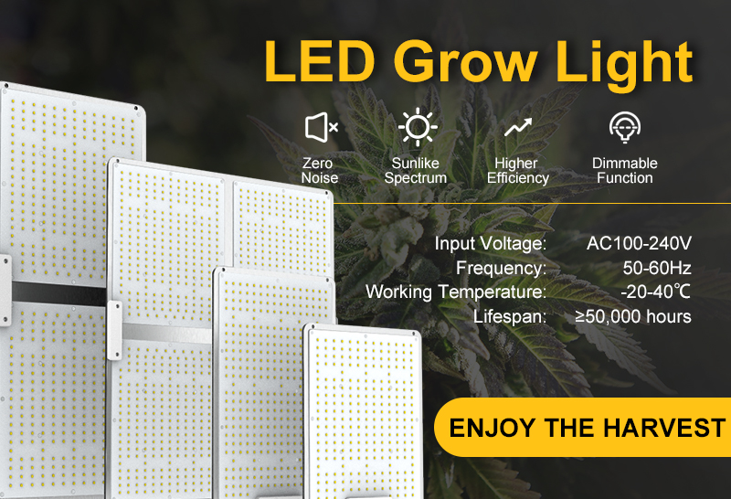 LED Growth Lighting Lamp For Plants