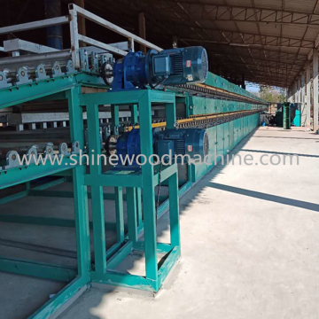 Special Plywood Core Veneer Dryer