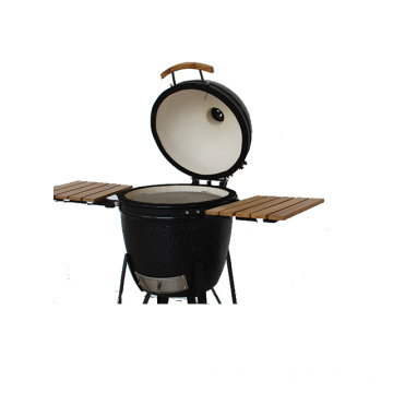 Charcoal Ceramic Grill Camping BBQ