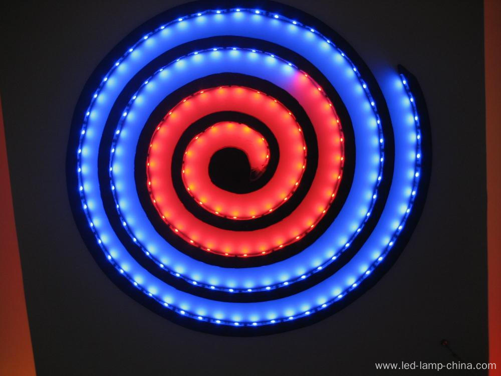 WS2811 LED Light Strip RGB Side emitting LED Strip