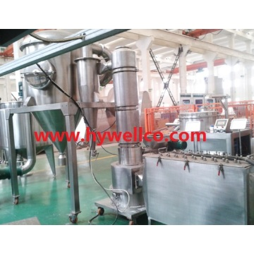 Barium Carbonate Special Continuous Dryer