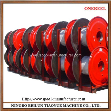 450 Modle Automatic loading Chain spools