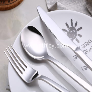 Stainless Steel Creative Tableware
