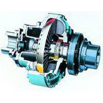 Superior Alloy Pump Wheel for Couplings