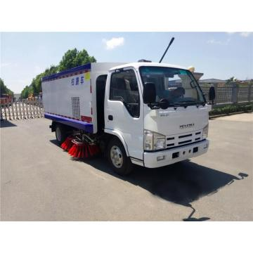 HOT ISUZU100P 5cbm road sweeper truck