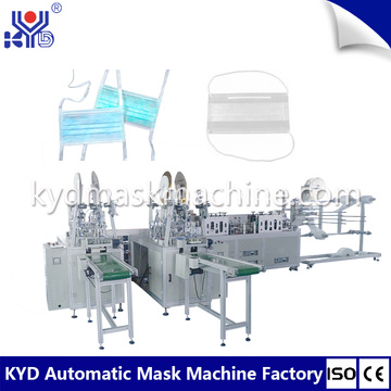 Automatic KYD Medical Respirator Making Equipment