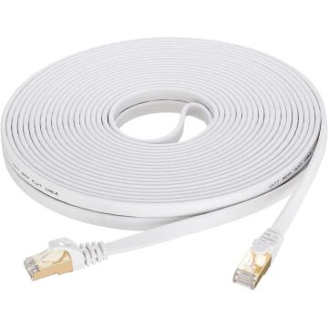 CAT7 Flat Gigabit High Speed Ethernet LAN Cable
