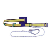 Safety Wasit Belt with Automatic Snap Hook