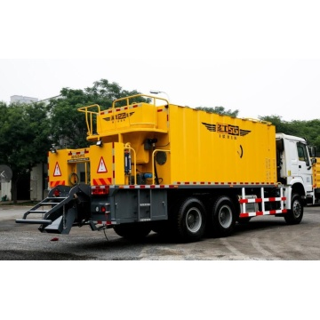 Rut Repair paving truck