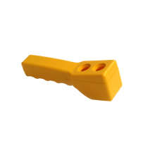 The yellow plastic injection components