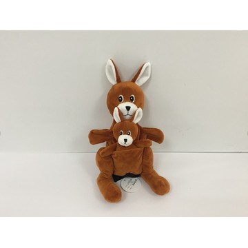 Plush Handpuppet Kangaroo for Child