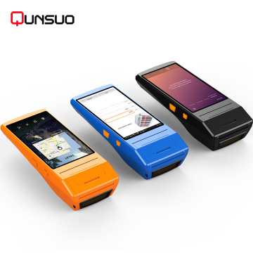 Android New All In One Nfc Mobile POS