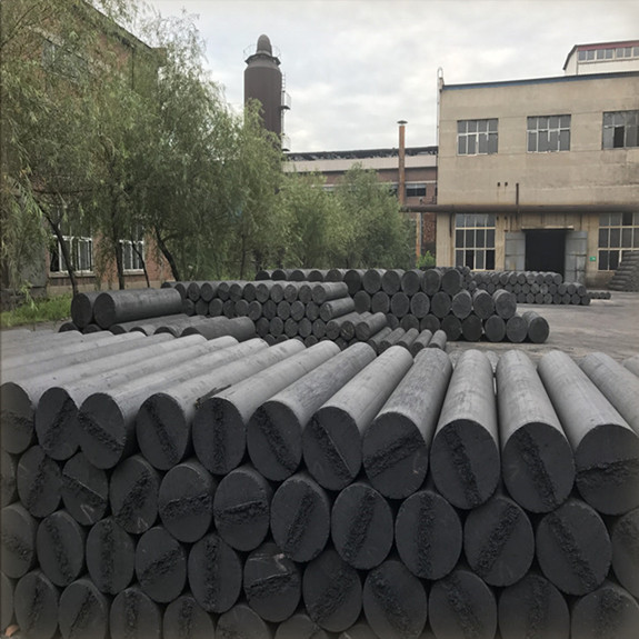 "Metal Silicon Smelting Graphite Electrodes 12""X72"""