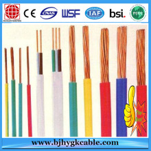 4mm PVC insulated copper wires