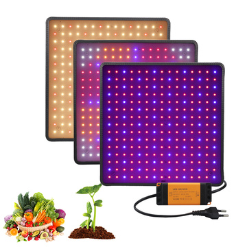 LED Grow Light Indoor Full Spectrum 1000WLED Panel Phyto Lamp for Seed Plants Flowers Greenhouses Hydroponic Grow Tent