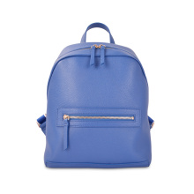 Leisure 100% Genuine Leather Best Selling Women Backpacks