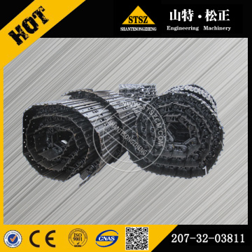 High Quality Komatsu Parts PC270-7 Track Shoe Ass'y 207-32-03811