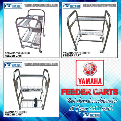 Yamaha Feeder Carts