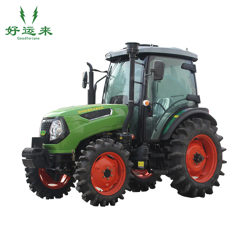 Prices Of Agriculture Wheel Tractor Machine