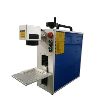 Fiber Laser Marking Machine on Various Material