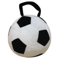 Cute football shape christmas door stopper