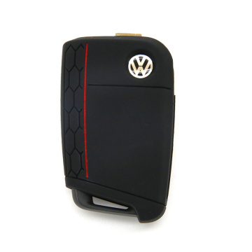 2018 vw tiguan silicone key fob cover