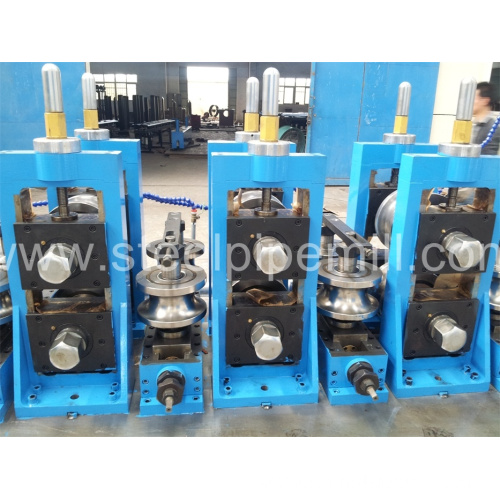 precision ERW oval pipe welding machine