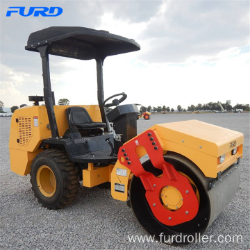 Factory Supply Vibratory Soil Compactor for Sale