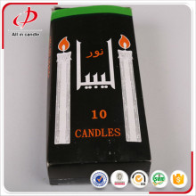Yes Handmade Candle Warmer Wax White Candle