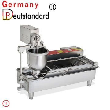 Stainless steel 304 automatic donut maker machine with CE