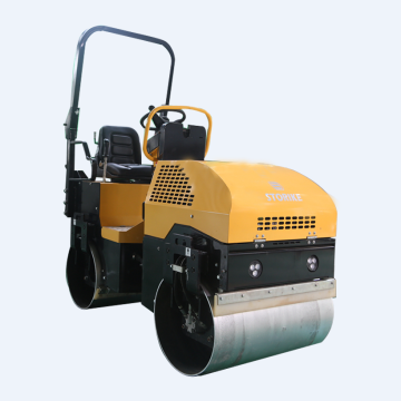 2 ton road roller construction vibratory roller price