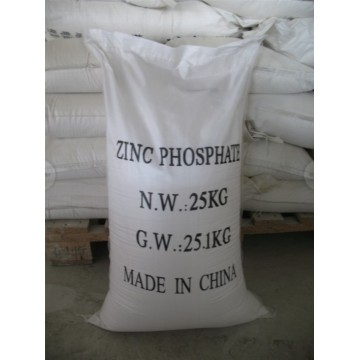 low-heavy-metal LEVEL Zinc Phosphate white powder