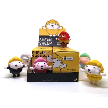 Wholesale High Quality Anime Figure Sheep Cute
