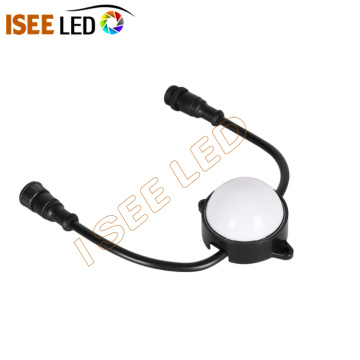 100mm DMX Facade Outdoor Outline Dot Light