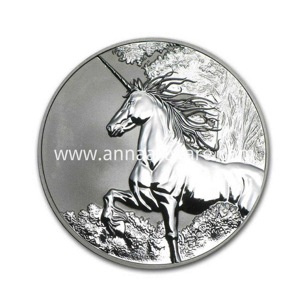 Custom Proof Coin