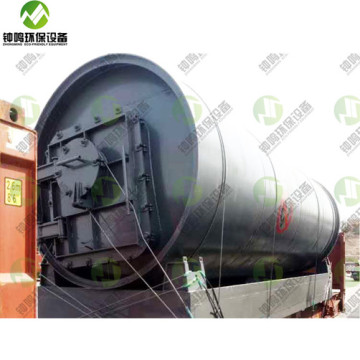 Famous Zhongming Eco-Friendly Tyre Pyrolysis Fuel Oil Market Price in India