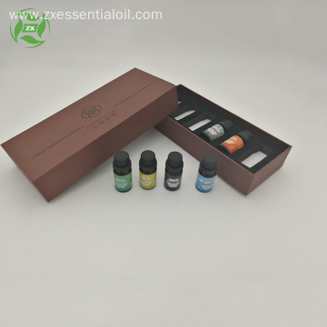 Custom packaging 100% pure natural essential oil set