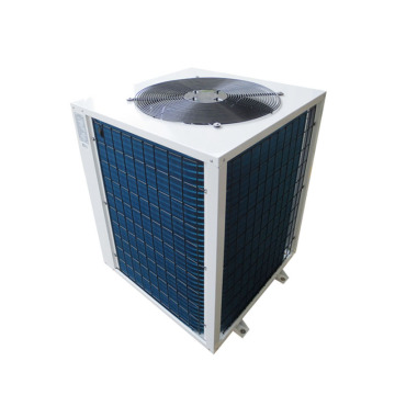 Hospital heater heat pump for house heating
