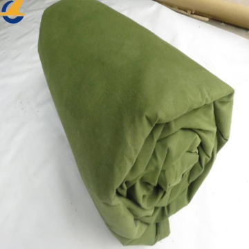 Heavy duty polyester canvas tent fabric