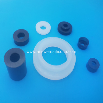 Custom automotive silicone rubber nitrile wire grommet