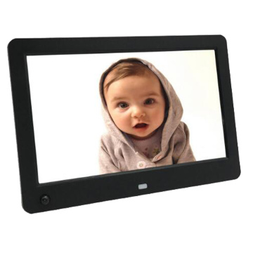 1280×800 HD Digital Picture Frame 10 inch Electronic Digital Photo Frame IPS Display with HU Motion Sensor 1080P 720P Video