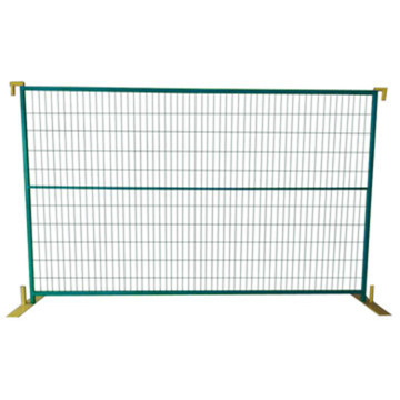 Powder Coated Canada Temporary Fence For Sale