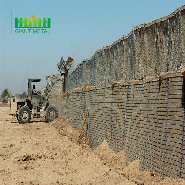 Military wall hesco barrier for sale