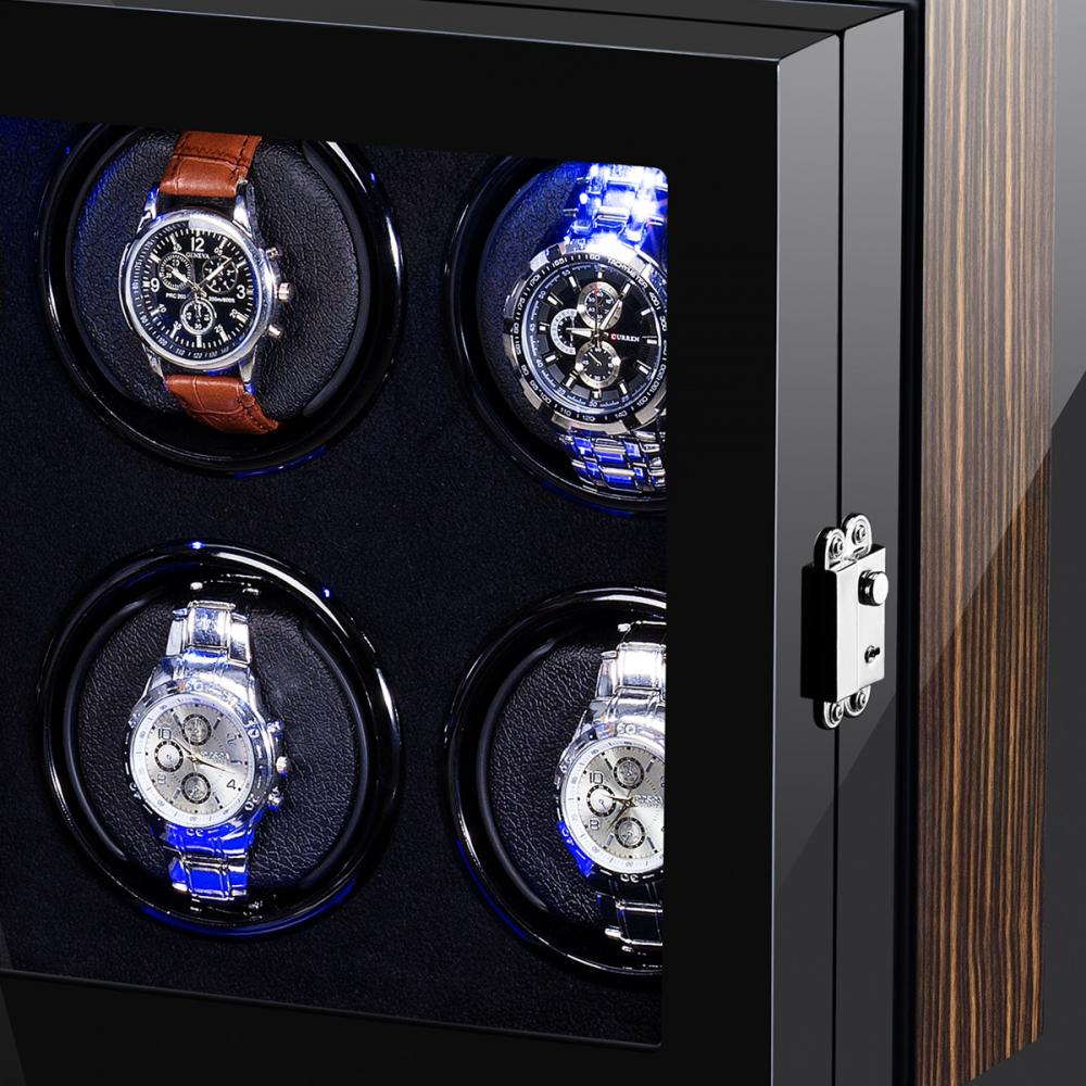 Ww 8203 Led Watch Winder Details