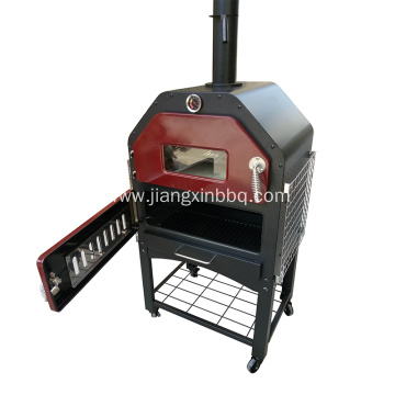 High-end Deluxe Pizza Oven With Window